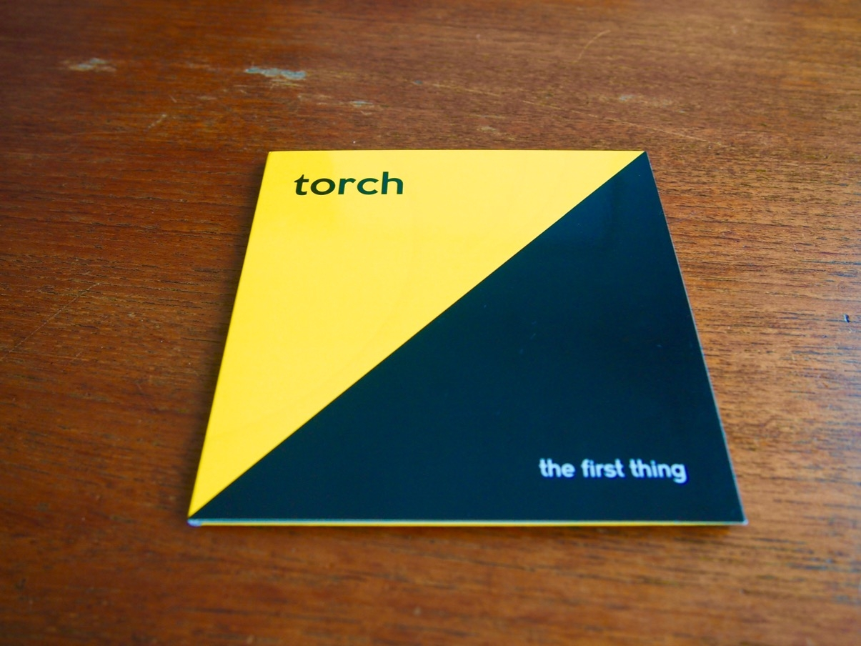 torch 1st EP 『the first thing』リリース