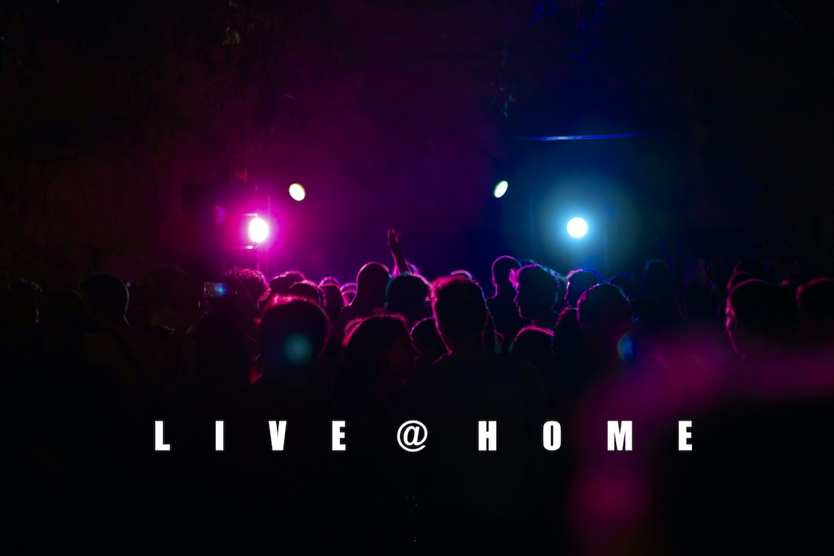 LIVE@HOME 大江慎也(THE ROOSTERS)