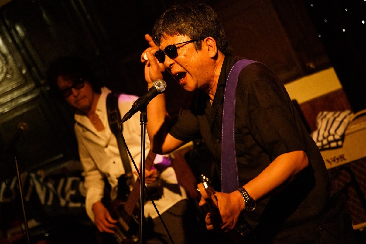 Shinya Oe And Mothers Sunshine 20190524 LIVEレポ